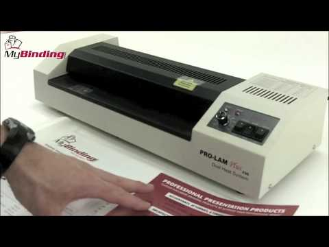 Akiles ProLam Plus 330 Pouch Laminator Review - AKPP330