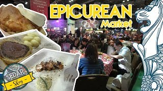 SEDAP SKOY - GOES TO SINGAPORE! Mencicipi Makanan di Epicurean Market, Marina Bay Sands