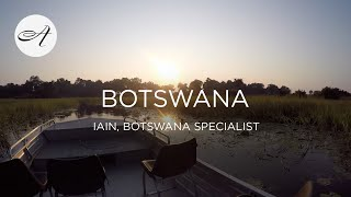 My travels in Botswana, 2017