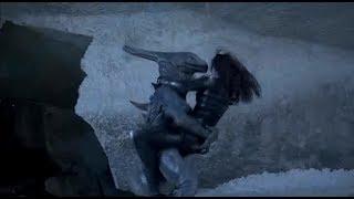 Alien vs Ninja - Funny Scene