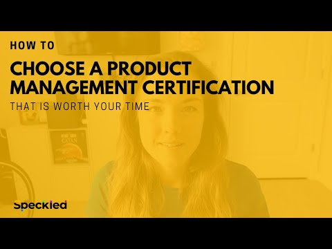 How to Figure Out Which Product Management Certification is Best ...