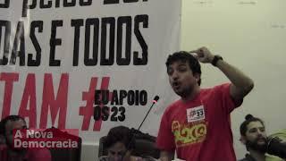 BRAZIL - Video of the 23 political prisoners