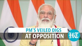 Rs 900 crore: PM Modi inaugurates 3 projects in poll-bound Bihar, slams rivals - Download this Video in MP3, M4A, WEBM, MP4, 3GP