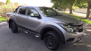 New 2018 Mazda BT-50 Special Edition - Blackwells Mazda