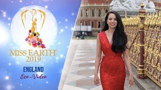 Stephanie Wyatt Miss Earth England 2019 Eco Video