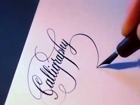 calligraphy masters - handwriting