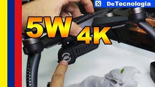 Nueva Version MJX bugs 5w Camara 4k Bateria 2420 en Colombia - Venta de drones Cali Colombia