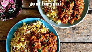 HOW TO MAKE MY GOAT BIRYANI   KALUHI'S KITCHEN