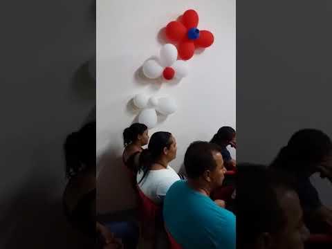 Deus desceu e o sobre natural aconteceu em Abadia de Goiás