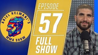 Colby Covington, Tyron Woodley, Ben Askren | Ariel Helwani's MMA Show [Episode 57 – 8/5/2019]