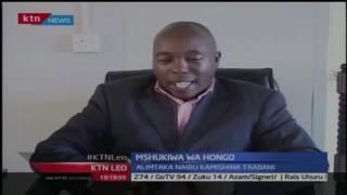 KTN Leo: Polisi wanamsaka mshukiwa wa hongo eneo la Kajiado, 3/11/16