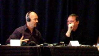 Gary Radnich and Tony Bruno at KNBR Sports Auction