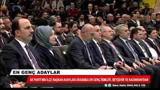 AK Parti'nin Konya'daki en genç adayları