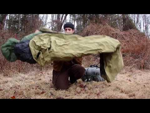 Sleeping Bag Review – The Military IMMSS Sleep System