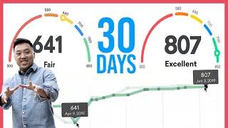 [Credit hack] Fix Credit SCORE Fast 600 to 800 in 30 Days [Credit Repair]