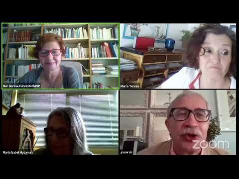 Entrevista Maria Isabel Matamala, Maria Teresa Ruiz Cantero y Maria Mar Garcia Calvente