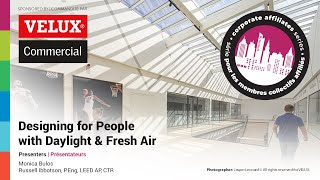 RAIC Corporate Affiliate Webinar – Designing for People with Daylight & Fresh Air