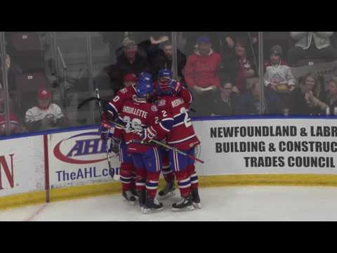 Highlights | Toronto 5 vs. St. John's 3