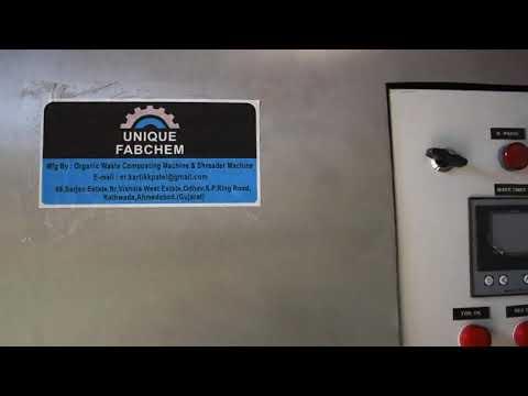 Municipal Solid Waste Shredding Machine