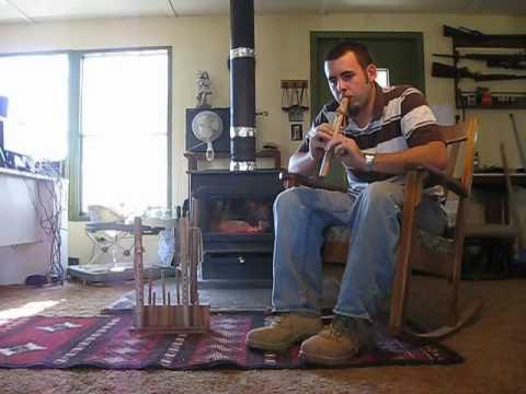 Cane / Bamboo Flutes ~ Jesse Fretwell