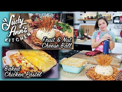 Judy Ann S Kitchen 8 Ep 4 Baked Chicken Pastel And Cheese