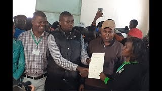 Imran named Kibra MP-elect - VIDEO