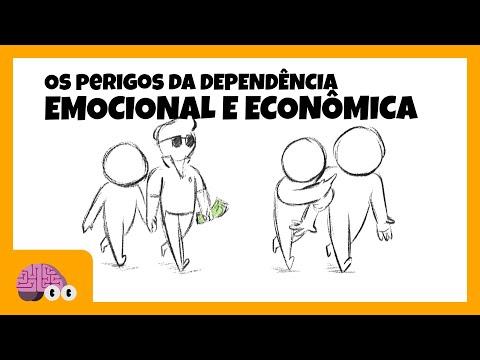Os perigos da dependência emocional e econômica