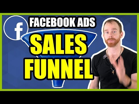 How to create a sales funnel on Facebook | Amazon Facebook Marketing