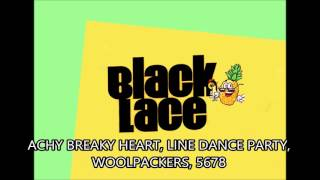 Black Lace - Acky Breaky Heart / Line Dance Party / WoolPackers / 5678 (Medley)