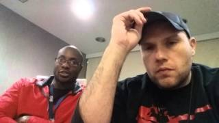 Are Kali Muscle, Jon Cena, or Brock Lesnar on steroids?