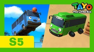 Tayo English Episodes S5 l Tayo and Rogi are flying! l Tayo S5 compilation l Tayo the Little Bus