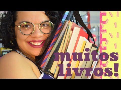 ÚLTIMO BOOK HAUL DO ANO | MUITOS LIVROS E PRESENTES!