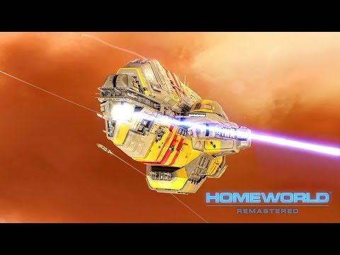 Homeworld Remastered Story Trailer (Homeworld Remastered Collection) thumbnail