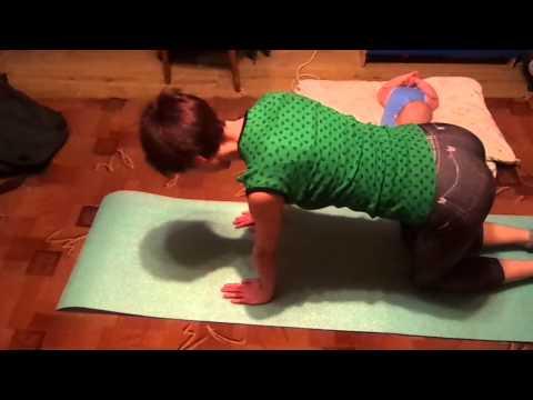 Ćwiczenia na mięśnie pleców i klatki piersiowej dla kobiet