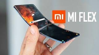 Невероятный гибкий смартфон Xiaomi! Apple шпионит за нами и смартфоны без дырок!