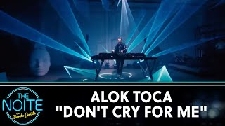 """Alok toca """"Don't Cry For Me"""" 