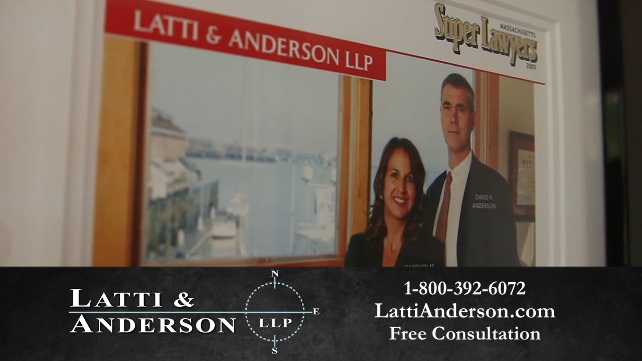 Attorneys of Latti & Anderson LLP