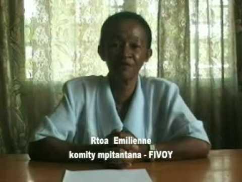 Madagascar – IFAD/FIDA – PHBM – Finance rurale spécifique pour les femmes – Réseau FIVOY-IFRA