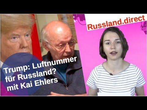 Trump Enttäuschung für Russland? – mit Kai Ehlers [Video]