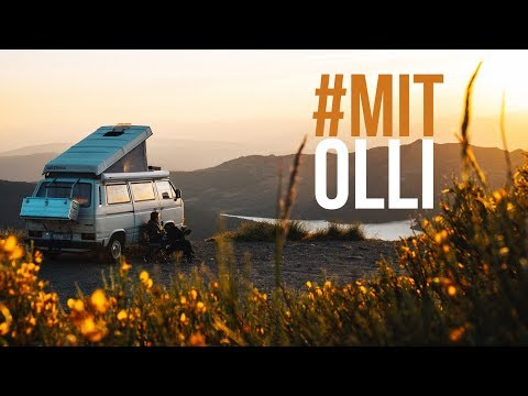 Best Of VW T3 Camper Road Trip   Spanien Portugal & Frankreich