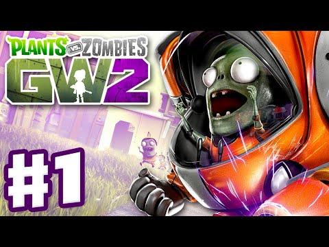 Spēle Plants vs Zombies Garden Warfare 2, Xbox ONE