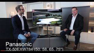 Panasonic TV Design Concept 2017 Art & Interior - Designed