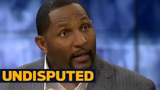 Ray Lewis to Kaepernick: I understand what you're doing, but take the flag out of it | UNDISPUTED