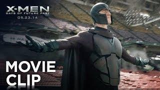 Clip - Stadium Levitation - X-Men: Days of Future Past