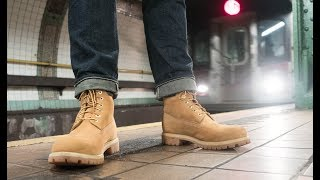 Review: THE Timberland Premium Waterproof Boot - Is the Hype Real?