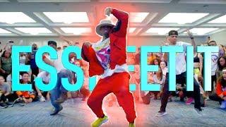 "Lil Pump - ""Esskeetit"" | Phil Wright Choreography | @phil_wright_"
