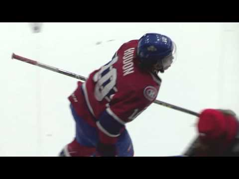 Charles Hudon OT Winner - Feb. 10, 2016 vs. Syracuse Crunch