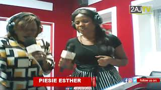 PIESIE ESTHER IS CRAZY FOR GOD IN WORSHIP