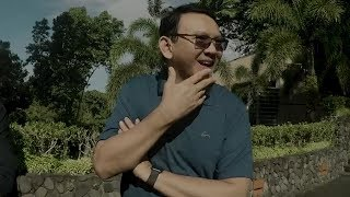 Berbagi Cerita saat Berada di Rutan Mako Brimob, Ahok BTP Mengaku Kangen 'Dijemur'