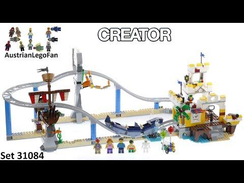 günstig kaufen LEGO Creator Piraten-Achterbahn 31084